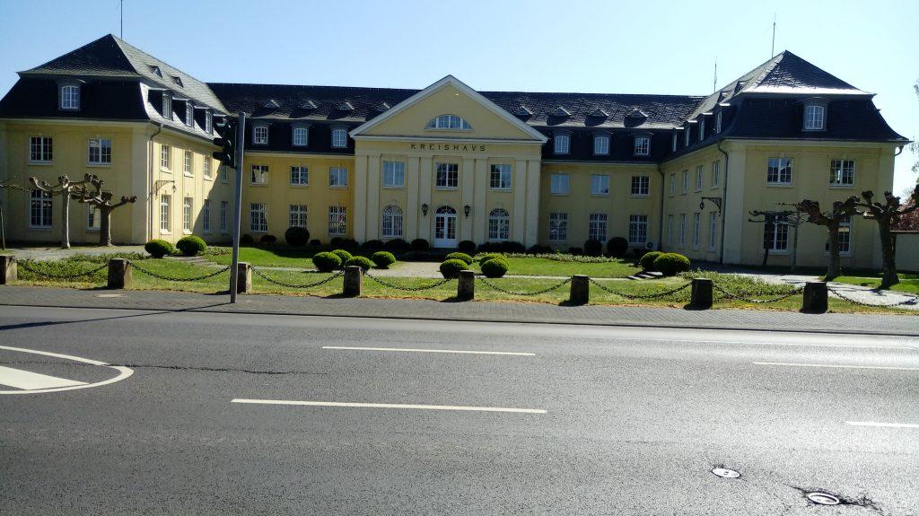 Kreishaus Bernkastel-Wittlich