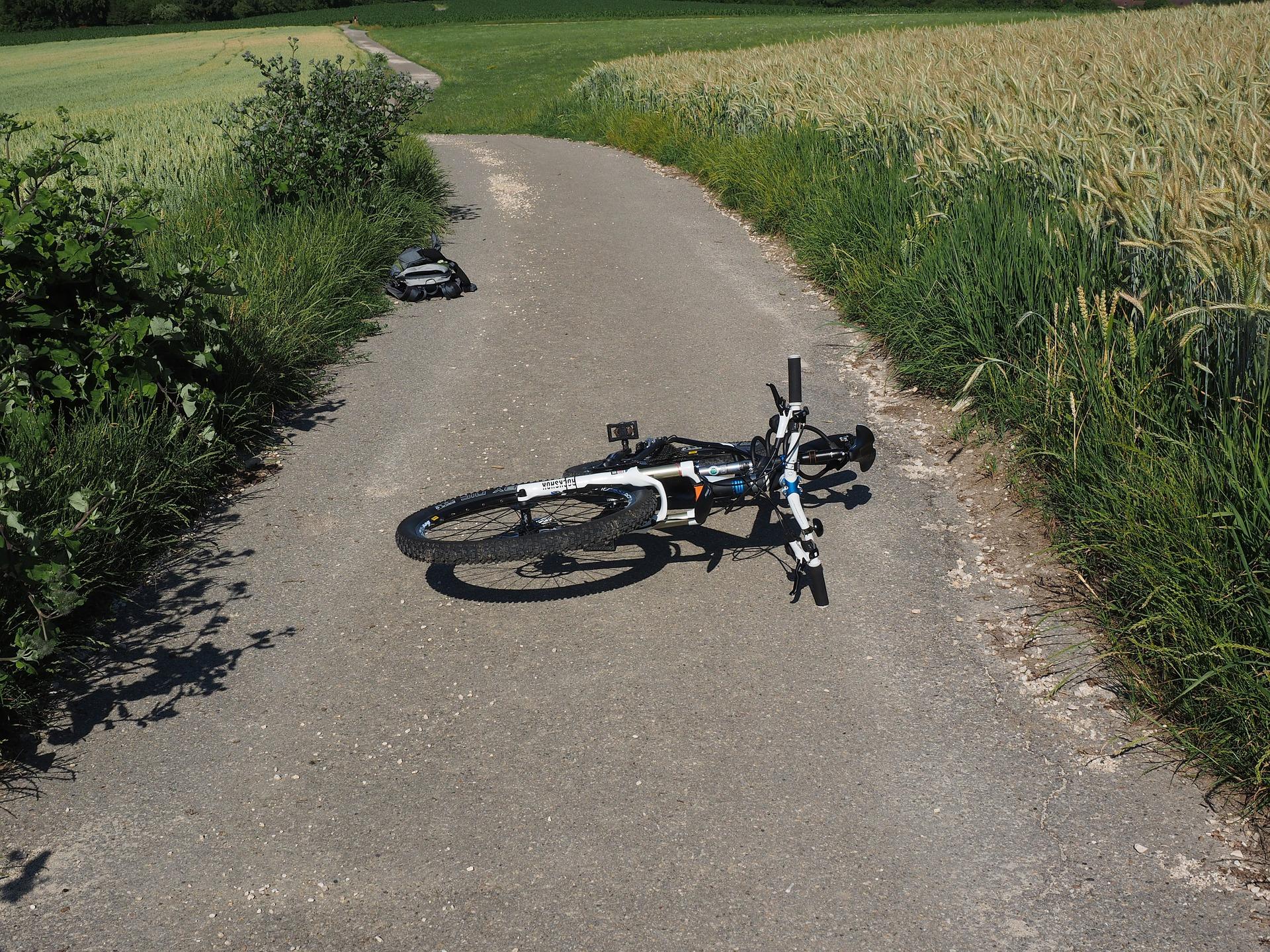Symbolfoto Mountainbike Fahrrad