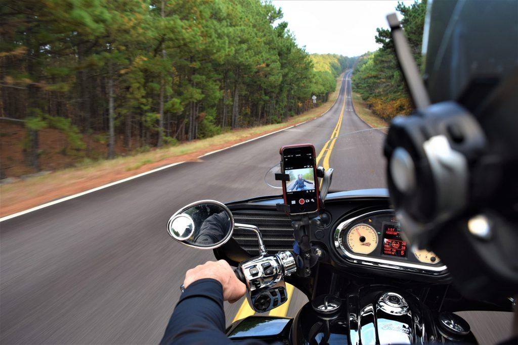 Symbolfoto Motorrad