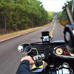 Motorradfahrer bei Sturz verletzt