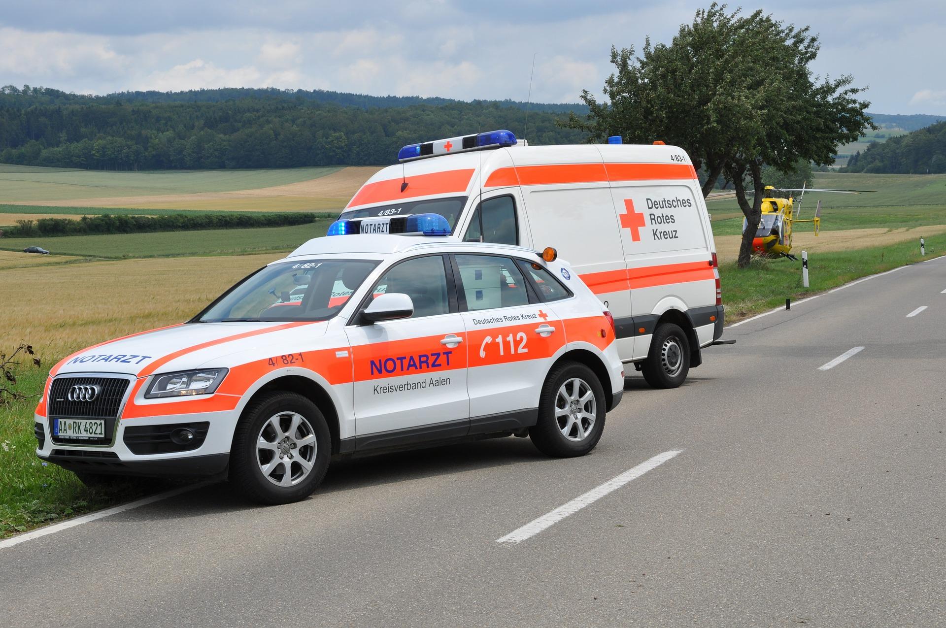 Symbolfoto Rettungswagen