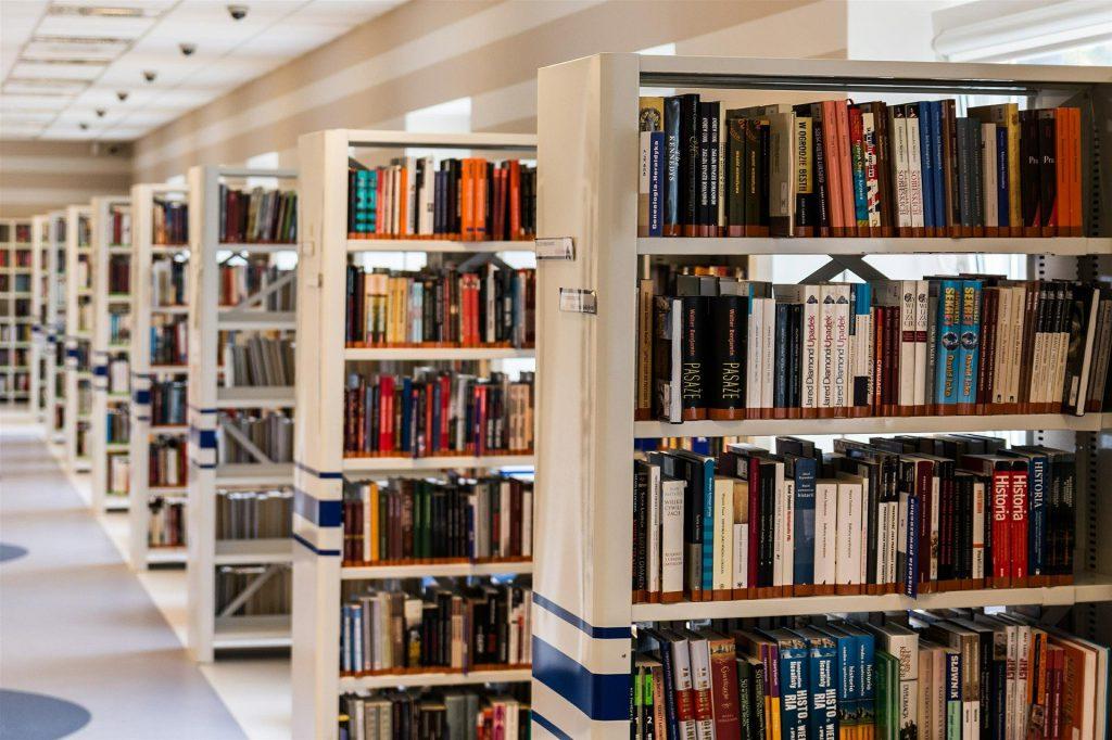 Symbolfoto Bücher