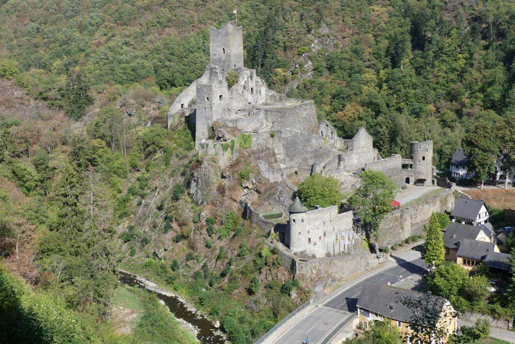 Symbolfoto Manderscheider Burgen