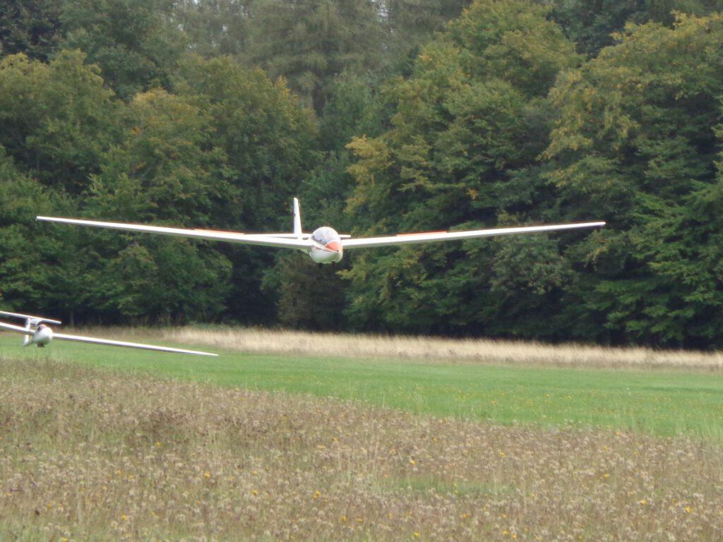 Symbolfoto Modellflugzeug