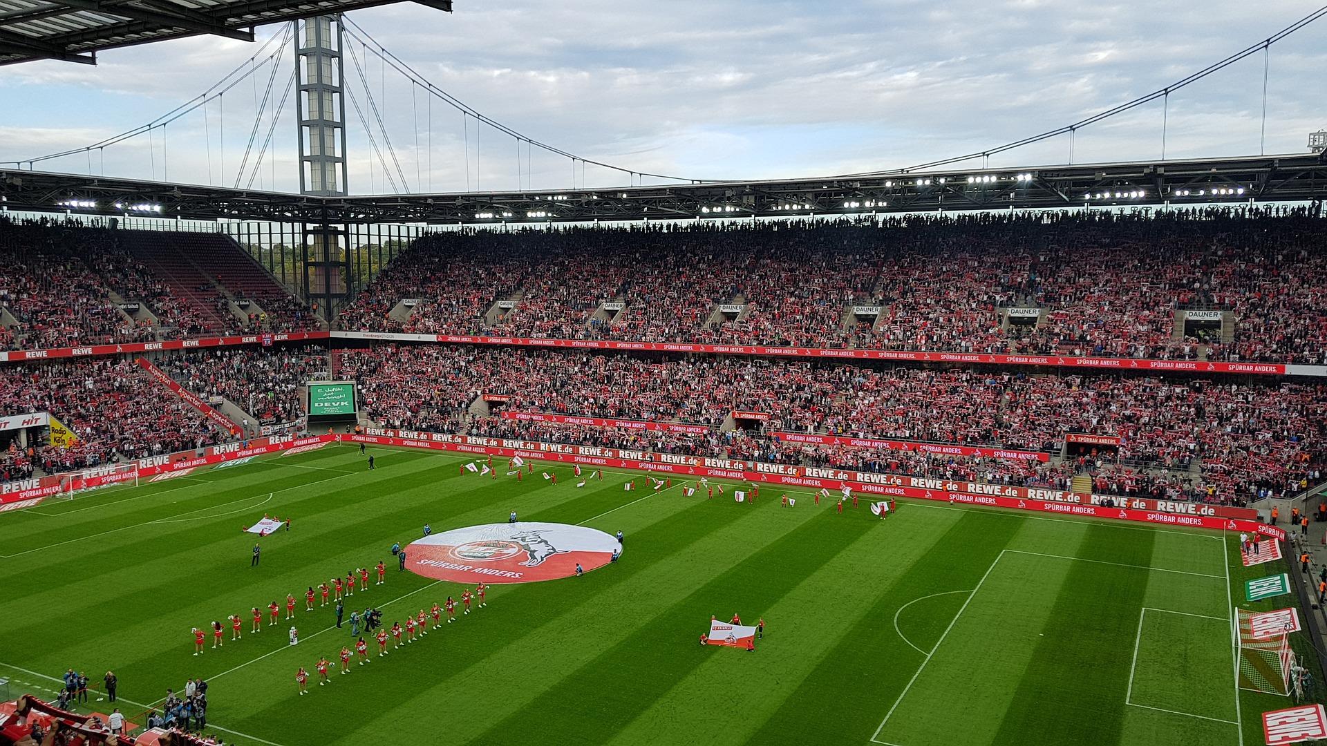Symbolfoto FC Köln Stadion