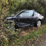 Verkehrsunfall mit hohem Sachschaden