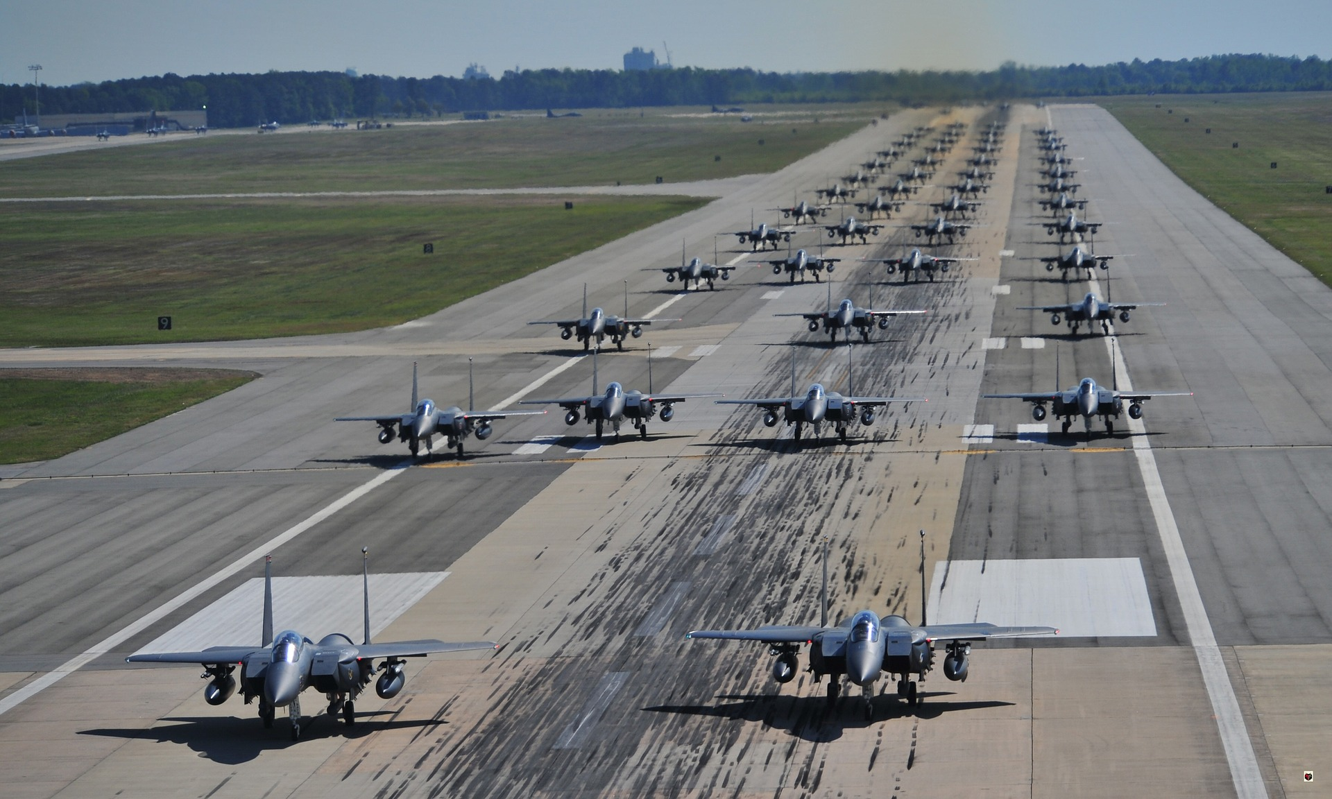 Symbolfoto Air Base
