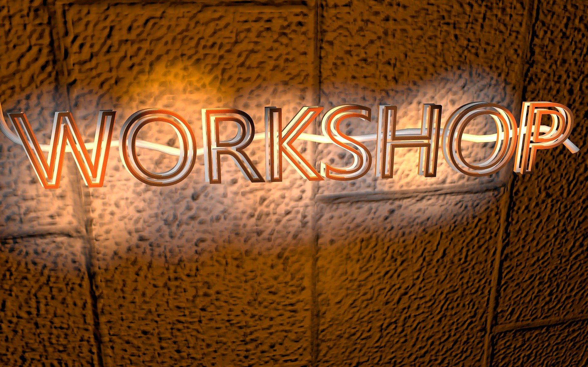 Symbolfoto Workshop