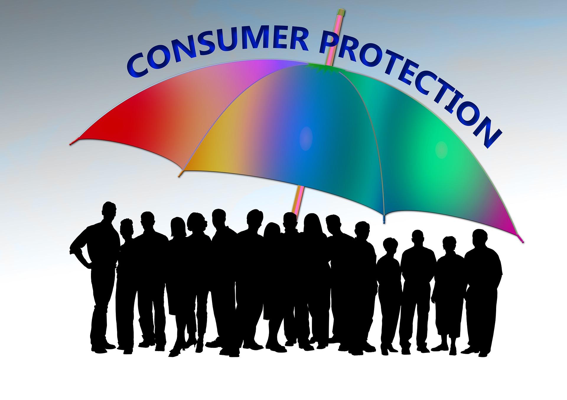Symboldbild Verbraucherschutz