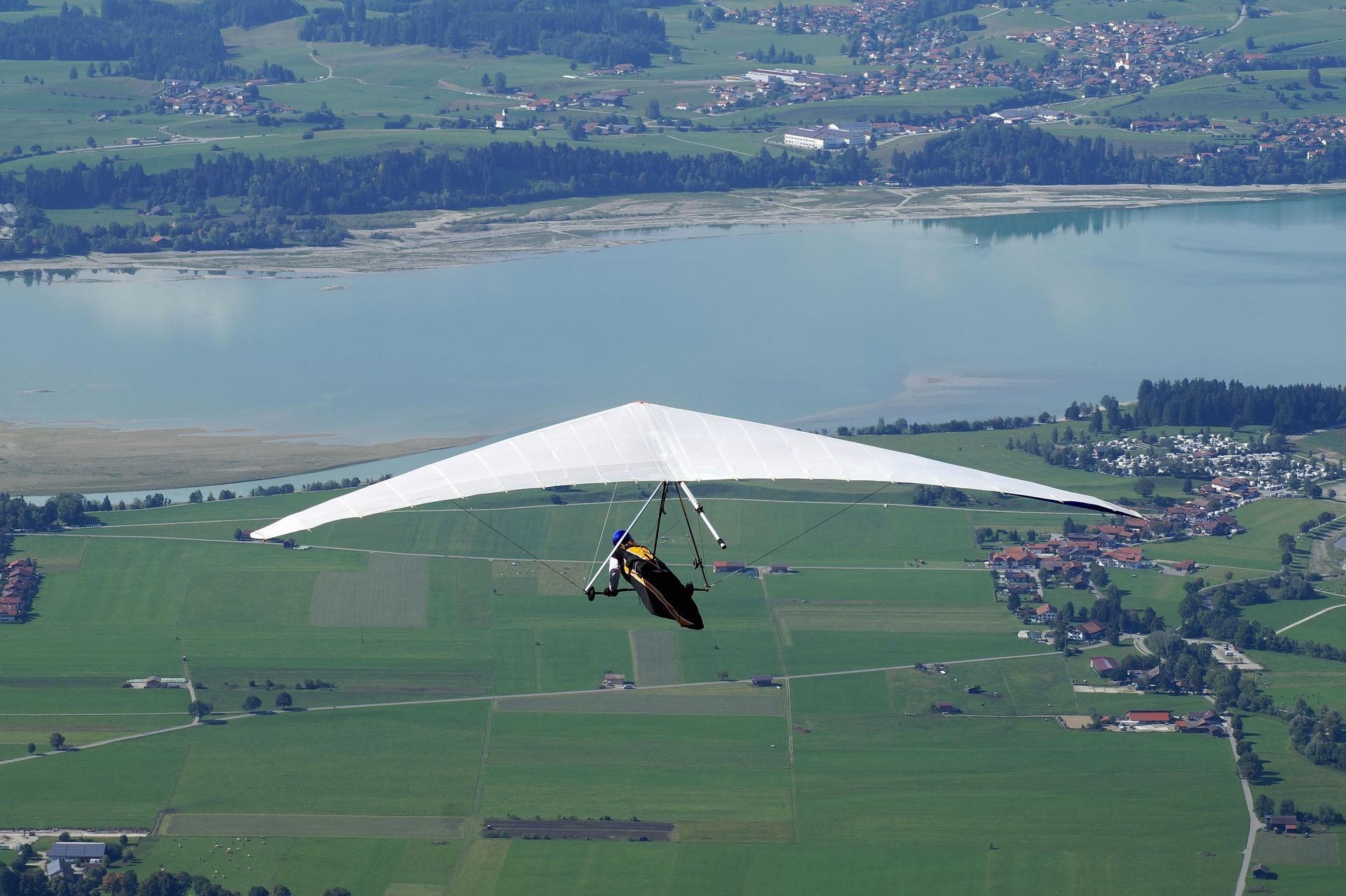Symbolfoto Drachenflieger