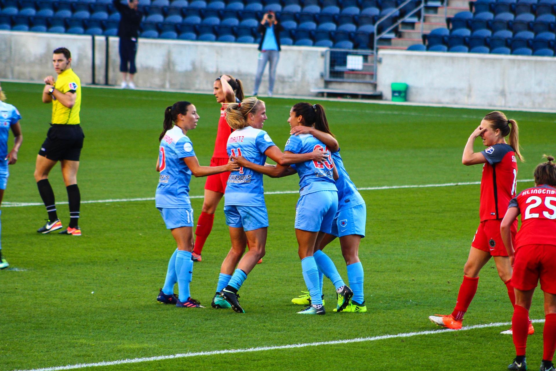 Symbolfoto Fußball Frauen
