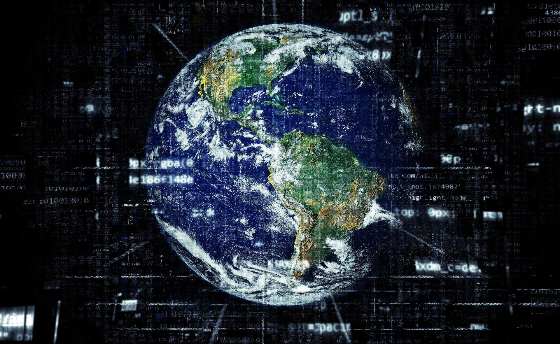 Symbolfoto Erde E-Commerce