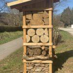 Neue Lebenstürme in Wittlich – Forstrevier Wittlich errichtet Biotope