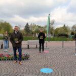 Westenergie schickt Blumengrüße nach Wittlich