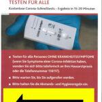Pfarreien Wittlich bietenkostenlosen Corona-Test an