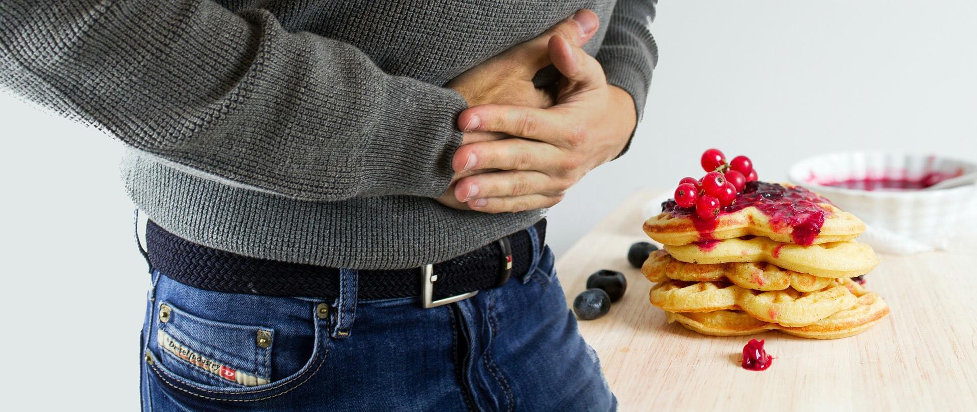 Symbolfoto Magen Gesundheit