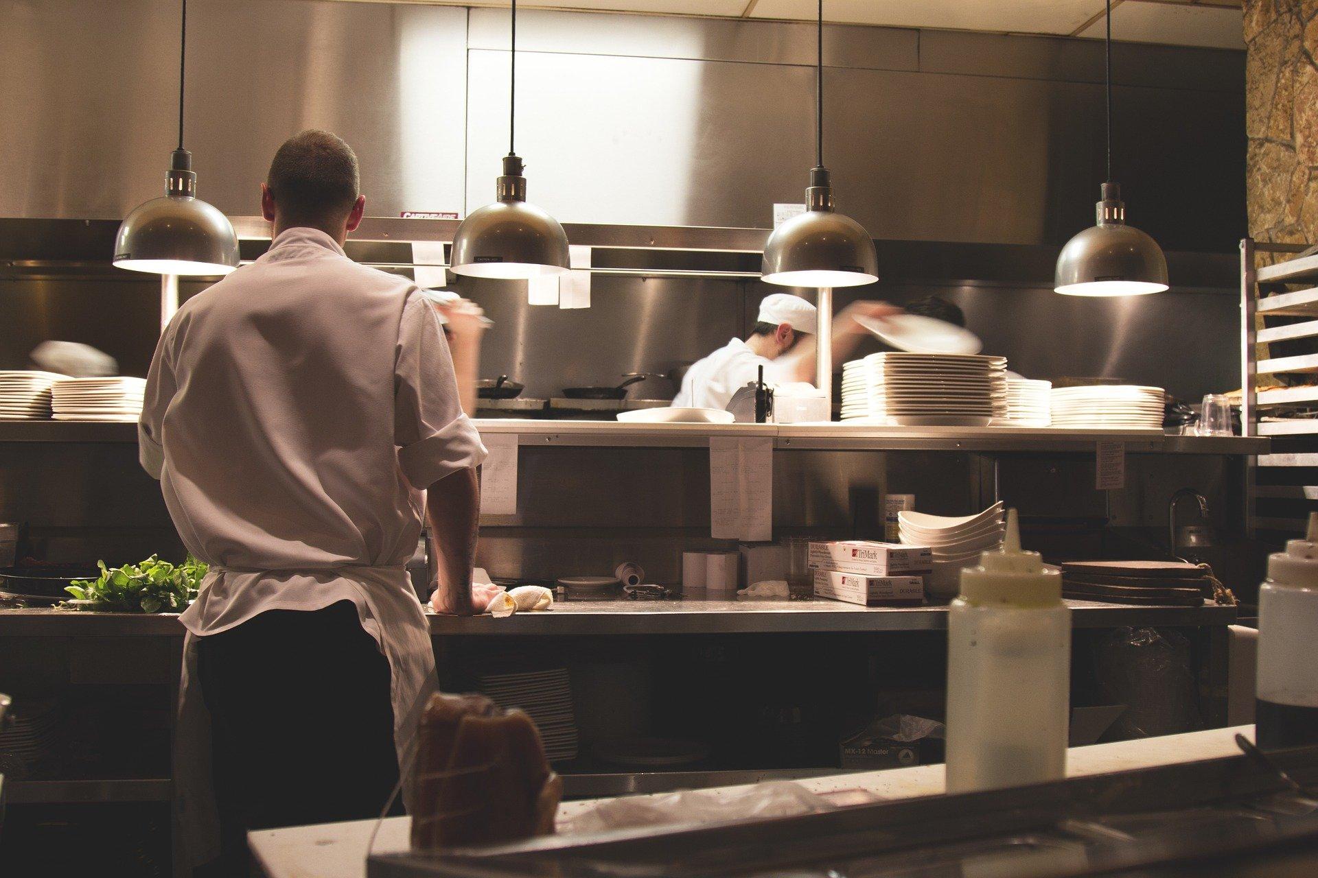 Symbolfoto Minijob Gastronomie
