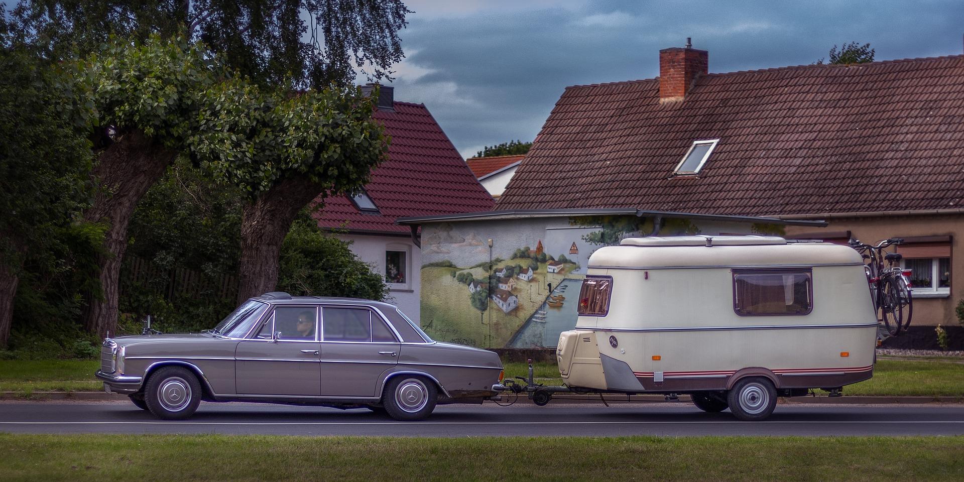 Symbolfoto Wohnwagen