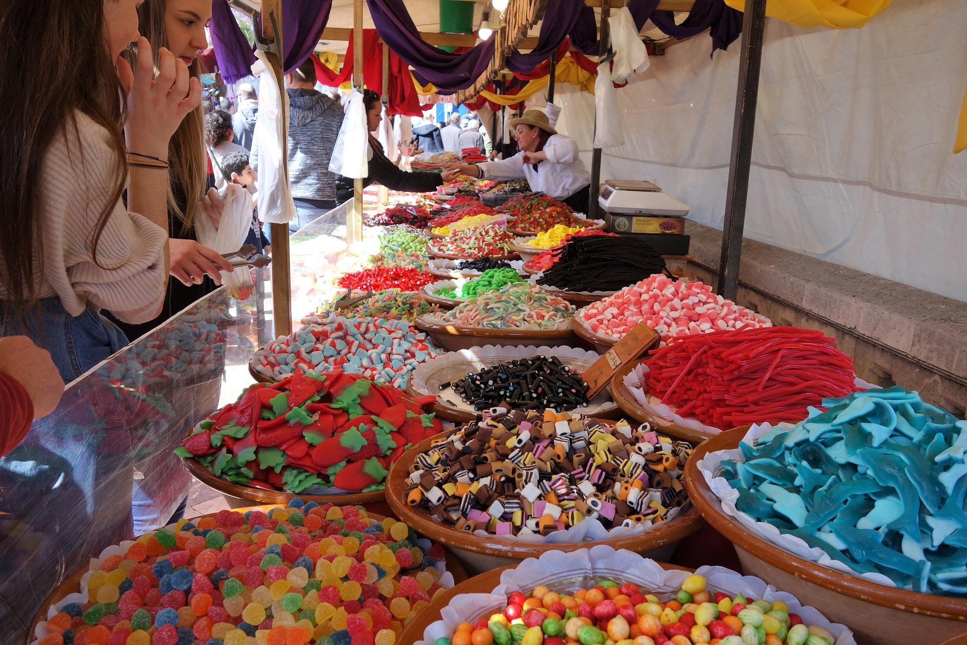 Symbolfoto Markt