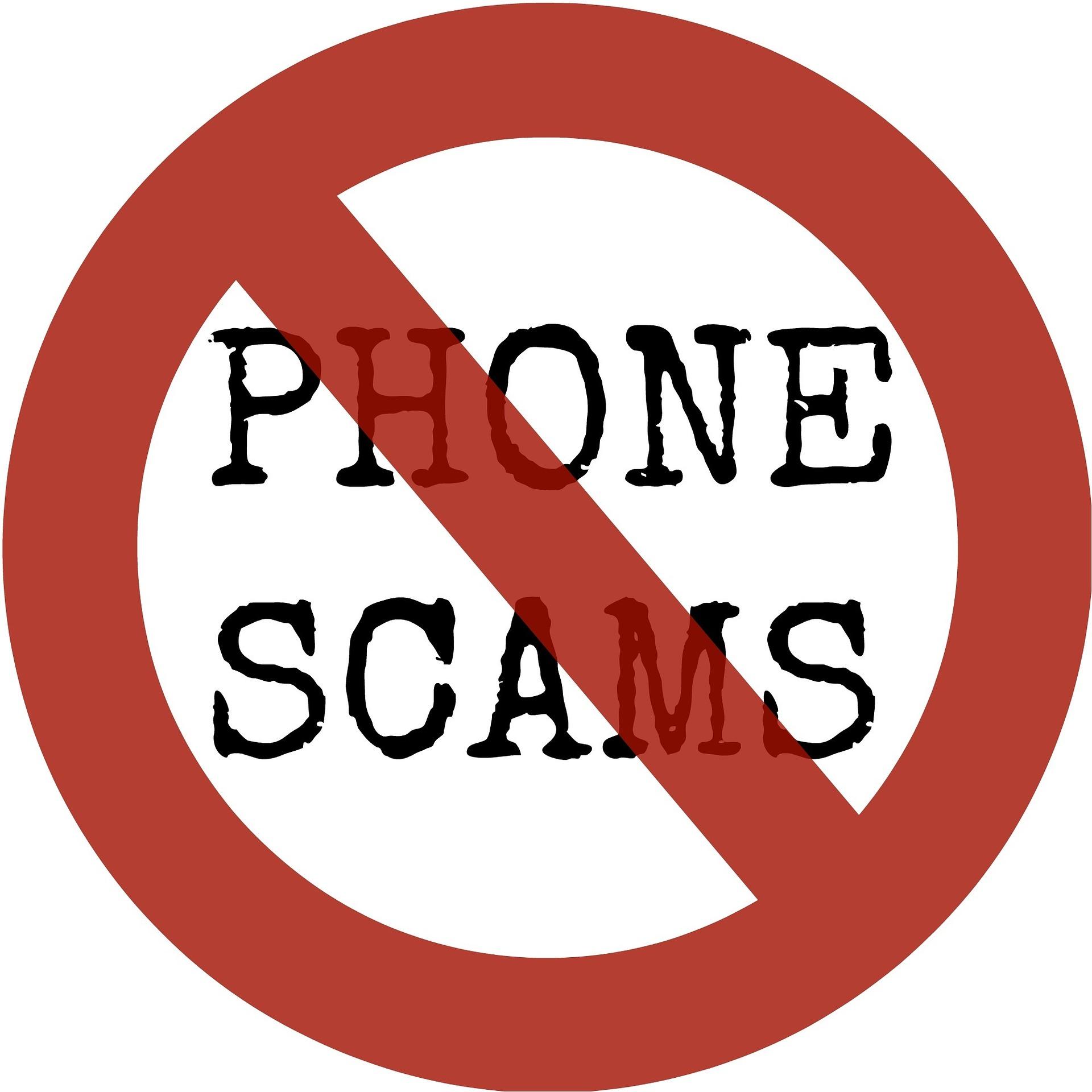 Symbolfoto Betrug Telefon