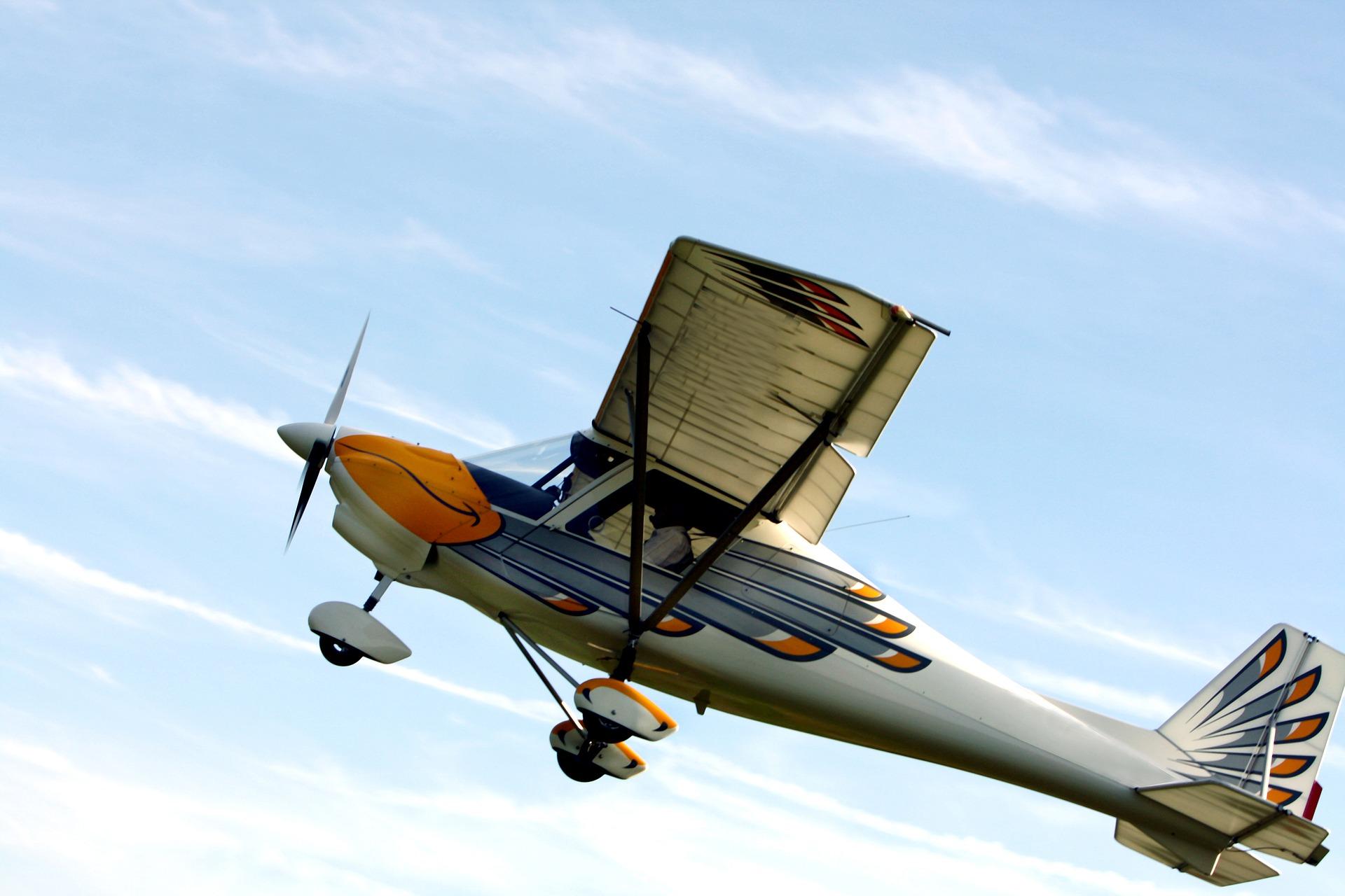 Symbolfoto Kleinflugzeug